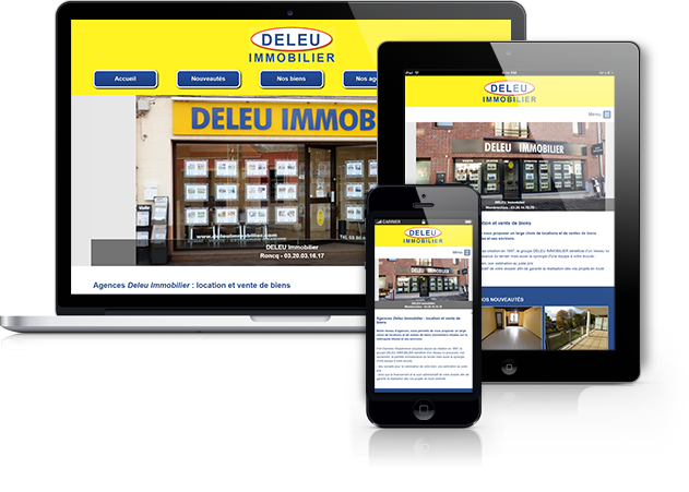 Deleu Immobilier - Agence immobilière Nord